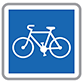 Secure indoor parking area for more than 120 bicycles